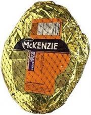 McKenzie Antibiotic Free Maple Sugar Glazed 1/2 Spiral Ham