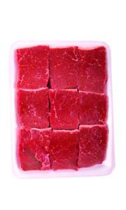 USDA Choice Beef Bottom Round Swiss Steak Family Pack
