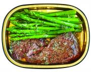 Steak Tip & Asparagus Meal Kit