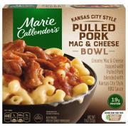 Marie Callender's Kansas City Style Pulled Pork Mac & Cheese