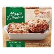 Marie Callender's Meal for Two Lasagna with Meat Sauce