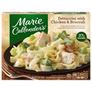 Marie Callender's Fettuccini Chicken & Broccoli