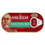 King Oscar Flat Anchovies