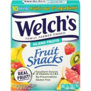Welch's Island Fruit Fruit Snacks
