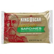 King Oscar Cross Pack Sardines In Extra Virgin Olive Oil