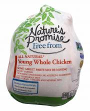 Nature's Promise Whole Chicken