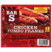 Bar S Jumbo Chicken Franks