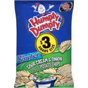 Humpty Dumpty Sour Cream & Onion Potato Chips