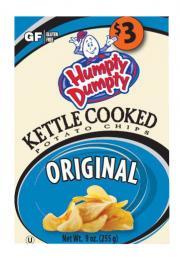 Humpty Dumpty Original Kettle Potato Chips