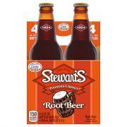 Stewart's Root Beer with Real Sugar