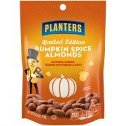 Planters Pumpkin Spice Almonds