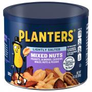 Planters Lightly Salted Mixed Nuts