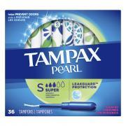 Tampax Super Pearl
