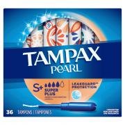 Tampax Pearl Super Plus Unscented