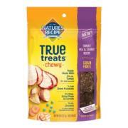 Nature's Recipe True Treats Chewy Turkey