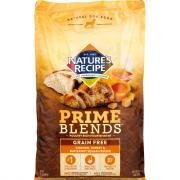 Nature's Recipe Grain Free Chicken,Turkey & Squash