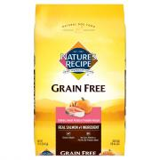 Nature's Recipe Grain Free Salmon Dog Food