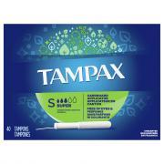Tampax Super Tampons