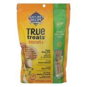 Nature's Recipe True Treats Biscuits Chicken, Apple & Carrot