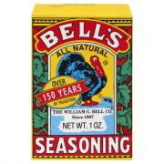 Bell's Poultry Seasoning