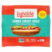 Lightlife Smart Deli Jumbo Franks