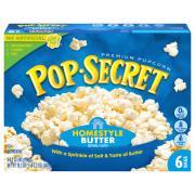 Pop Secret Homestyle Butter Popcorn