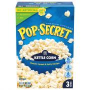 Pop Secret Kettle Corn Popcorn