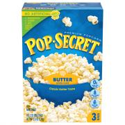 Pop Secret Butter Popcorn