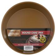 Cooperhead Collection Round Cake Pan 9 Inch