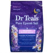 Dr Teal's Pure Epsom Salt Melatonin Sleep Soak