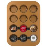 Cooperhead Collection Muffin Pan 12 Cup