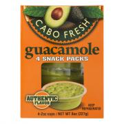 Cabo Fresh Authentic Guacamole Singles