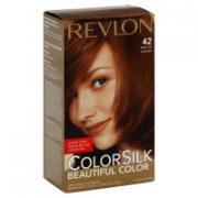 Revlon ColorSilk 42 Medium Auburn 4R
