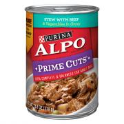 Alpo Prime Cuts Beef Stew