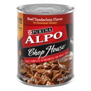 Alpo Chop House w/Gravy Beef Tenderloin