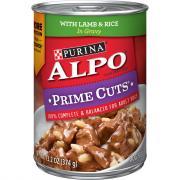 Alpo Prime Cuts Lamb & Rice
