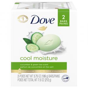 Dove Cool Moisture Bar Soap