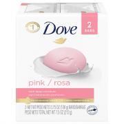 Dove Pink Bath Size Bar Soap