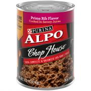 Alpo Chop House Ribeye Flavor Dog Food