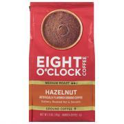 Eight O'Clock Hazelnut Ground Coffee