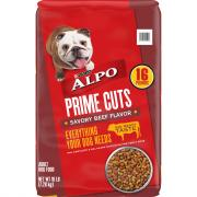 Alpo Prime Cuts Dog Food