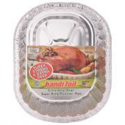 Handi-Foil Extra Deep Oval Super King Roaster Pan