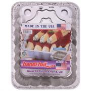 Handi-Foil Cook & Carry Giant All Purpose Pan & Lid