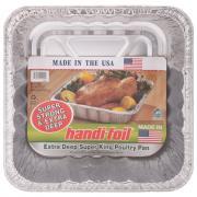 Handi-Foil Extra Deep Super King Poultry Pan