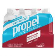 Propel Black Cherry Water