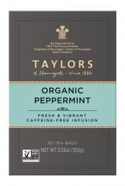 Taylors of Harrogate Organic Peppermint Tea Bags