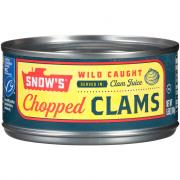 Snow's Chopped Clams