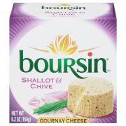 Boursin Shallot and Chive Cheese
