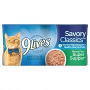 9Lives Super Supper Cat Food