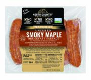 North Country Smoky Maple Breakfast Sausage